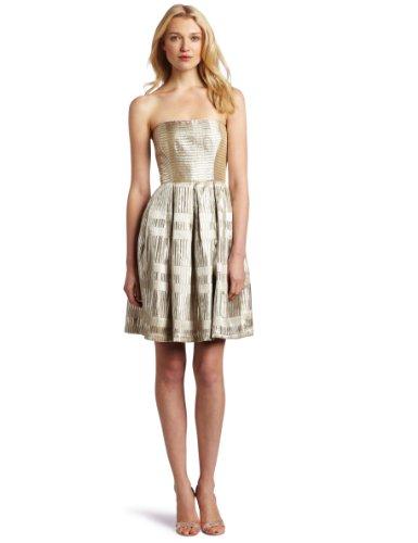 Corey Lynn Calter Women's Victoria Strapless Dress