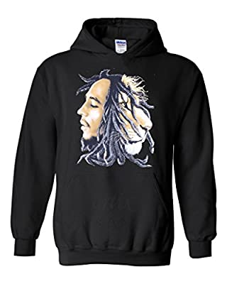 Artix Marley and Lion Unisex Hoodie Sweatshirts