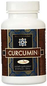 Curcumin, LongvidaTM (500mg) - 60 caps - Nutrivene