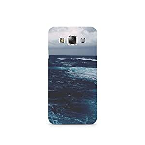 TAZindia Designer Printed Hard Back Case Mobile Cover For Samsung Galaxy E7