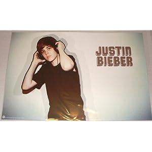 Justin Bieber Poster - My World