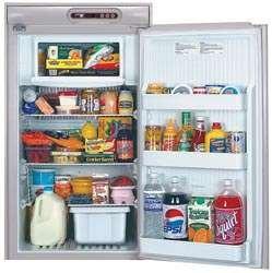 Norcold N510UR 5 cu. ft. 1 Door Refrigerator (2-Way AC/LP, Right Hand Door with Taupe Trim & Upper Door Handle) (5 Ft Fridge compare prices)