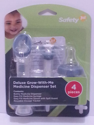 Deluxe Grow with Me Medicine Dispenser Set 4 Pieces - 1