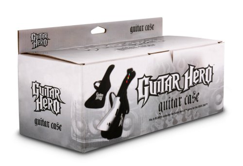 Xbox 360 Guitar Hero Officially Licensed Guitar Hero Case