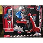 Monster High - Ghoulia Scooter Includ...