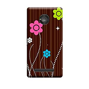 iCover Premium Printed Mobile Back Case Cover With Full protection For Micromax Yuphoria YU5010 (Designer Case)