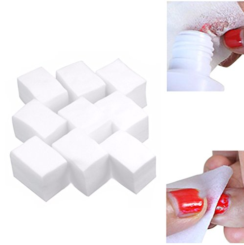 nail-art-manicure-polish-remover-900pcs-cleaner-wipe-lint-free-cotton-pads-paper
