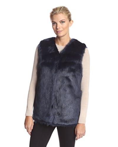 Laundry By Design Women's Faux Fur Vest