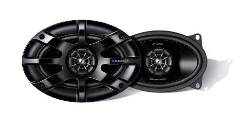 Blaupunkt Gtx 462 De - 4X6 Inch 160-Watt Coaxial Speaker System