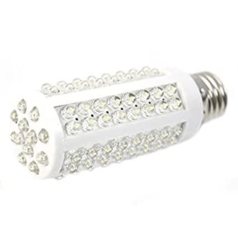 niceEshop(TM) E27 110v 5w 108 LED Bulbs Corn Shaped Energy Saving Lamp (White)
