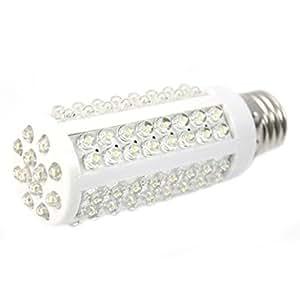Ultra helle LED-Birne 7W E27 220V Kaltweiß oder Warmweiß LED-Lampe mit 108 führte 360 Grad Punktlicht