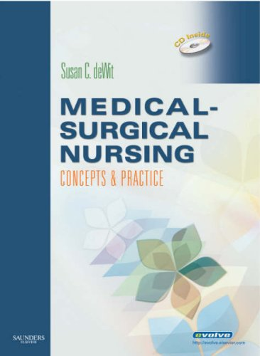 Medical-Surgical Nursing: Concepts and Practice, 1e