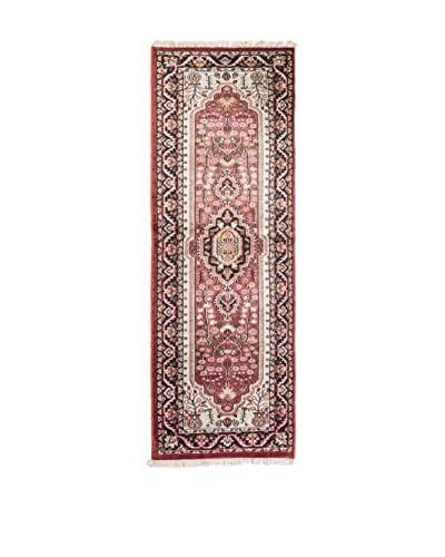 Rugsense tapijt Taj Mahal - rood / zwart / veelkleurig