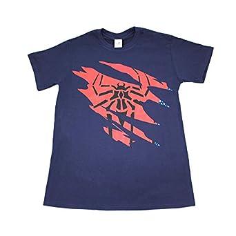 Offiziellen Amazing Spider-Man 'Torn' Chest T-shirt, Größe XXL