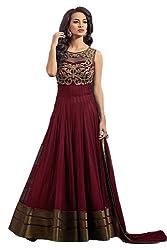 Tomorrow Culture New Bhagalpuri Embroidery Dress
