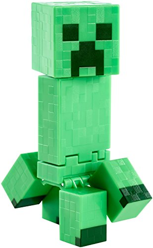 """5"""", Large-Scale Creeper Figure, (Colors & Decorations May Vary)"""