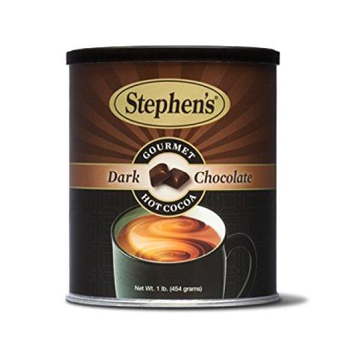Stephen's Hot Cocoa – Dark Chocolate, 454 grams