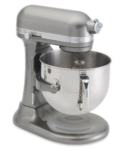 Mixers On Sale ~ Kitchenaid stand mixer qt medallion silver