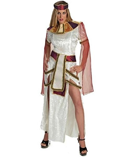 Sexy Queen of the Nile Egyptian Costume Roman Ladies Greek Women Standard 10-12