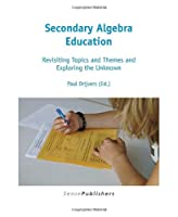 Secondary Algebra Education Front Cover