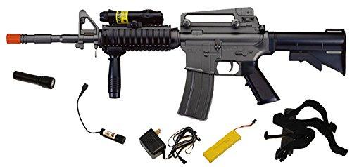 New M3081A M16 A4 Aeg Assault Rifle Airsoft Gun