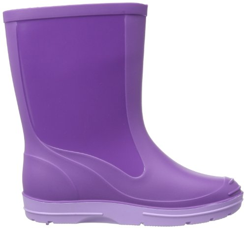 Beck Basic 486 Mädchen Gummistiefel, Violett (lila 13), EU 24 -