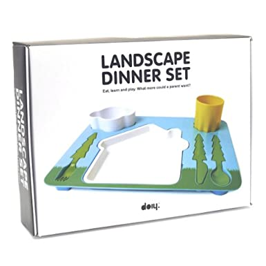Landscape Dinner Set