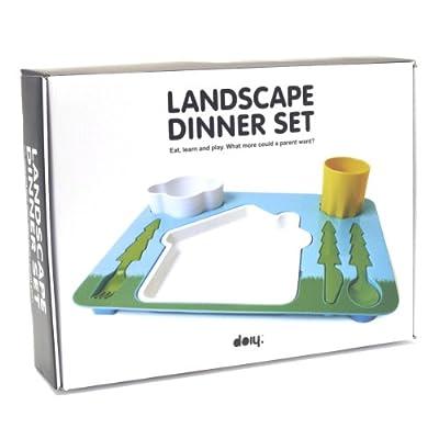 Landscape Dinner Set||RLCTB