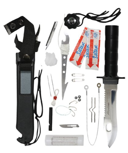 Rothco Deluxe Adventurer Survival Kit Knife