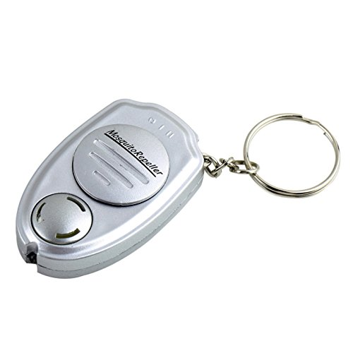 Generic The Ultrasonic Mosquito Repelling Device Key Buckle