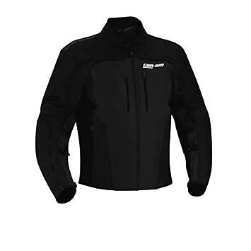Original cAN le pRB veste en cuir pour homme noir taille xL