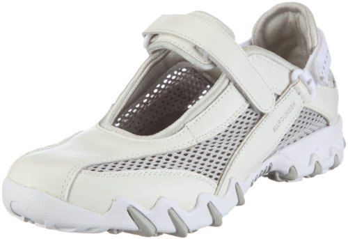 Allrounder By Mephisto - Niro S.Leather 30 / Mesh 12 White, Scarpe Sportive Outdoor da donna, bianco (white), 39