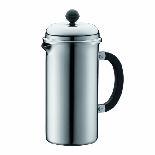 Affordable Bodum Chambord Hotel 8 Cup Stainless Steel French Press
