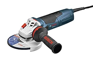 Bosch AG60-125 6-Inch High-Performance Cut-Off Grinder, 12.5-Amp at Sears.com