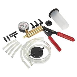 Sealey VS4021 Vacuum Tester and Brake Bleeding Kit