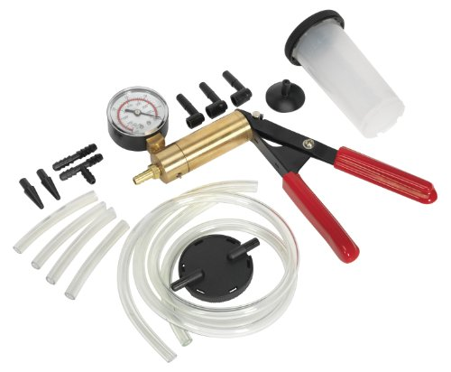 Sealey VS4021 Vacuum Tester and Brake Bleeding Kit