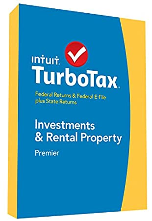 TurboTax Premier 2014 Fed + State + Fed Efile Tax Software + Refund Bonus Offer