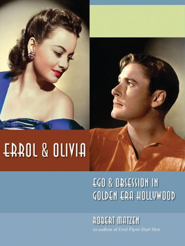 Buy Errol  Olivia Ego  Obsession in Golden Era Hollywood097119713X Filter