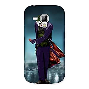 Delighted Walking Mad Back Case Cover for Galaxy S Duos