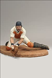 New York Yankees Mcfarlane 2010 MLB Thurman Munson Cooperstown Series 7 Action Figure by Unknown