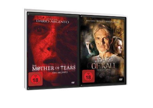 FSK 18 Spar-Set 2DVDs Horror : Dario Argento - The Mother Of Tears + Tears Of Kali