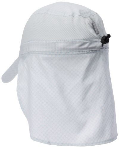 Columbia Men's Coolhead Cachalot Hat, White, One Size