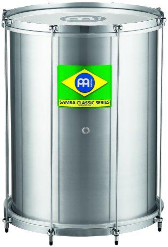 Meinl SUC16 - Strumento a percussione Samba Classic Series, 16 x 20 pollici (41 x 51 cm), alluminio
