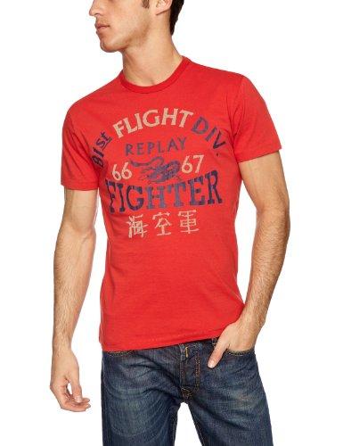 Replay M3111 Logo Men's T-Shirt