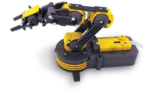Robot Arm - Build Your Own Robotic Arm!
