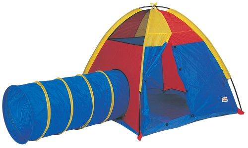 Hide-Me Tent & Tunnel Com. front-31342