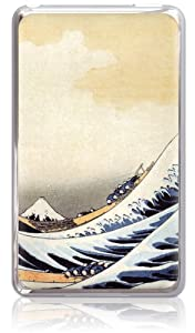 GelaSkins Protective Skin with Screen Protector for 80/120/160 GB iPod classic 6G (The Great Wave)