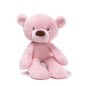 """Gund Lil Fuzzy 14"""" Plush, Pink by Gund"""