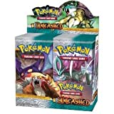 Powerful Pokemon Trading Card Game: Heartgold Soulsilver Unleashed Boosters (Display