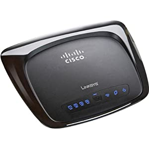Cisco-Linksys  WRT120N Wireless-N Home Router